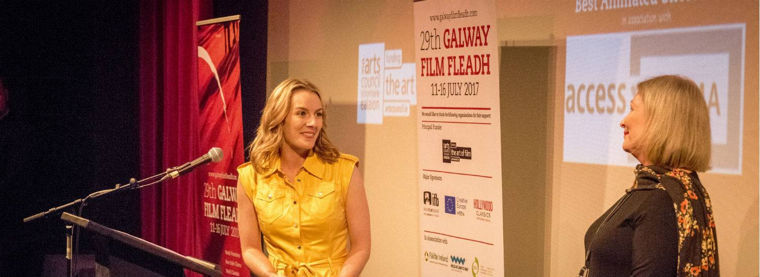 Call for Entries: Galway Film Fleadh Pitching Competition