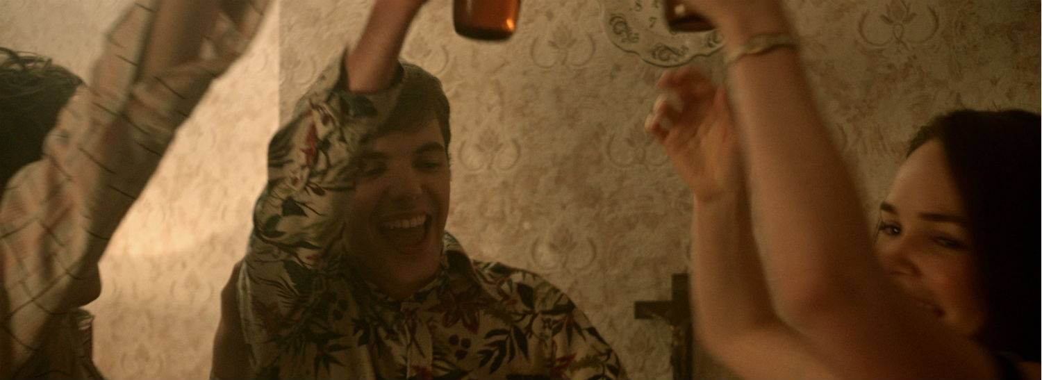 After '16 Short Film, The Party, Shortlisted for European Film Award