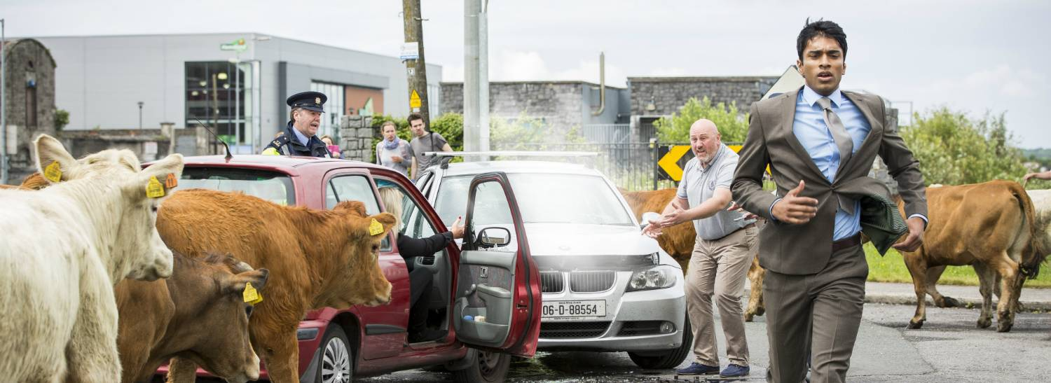 Irish Culture Clash Comedy, Halal Daddy, Released Nationwide This Friday, 30 June