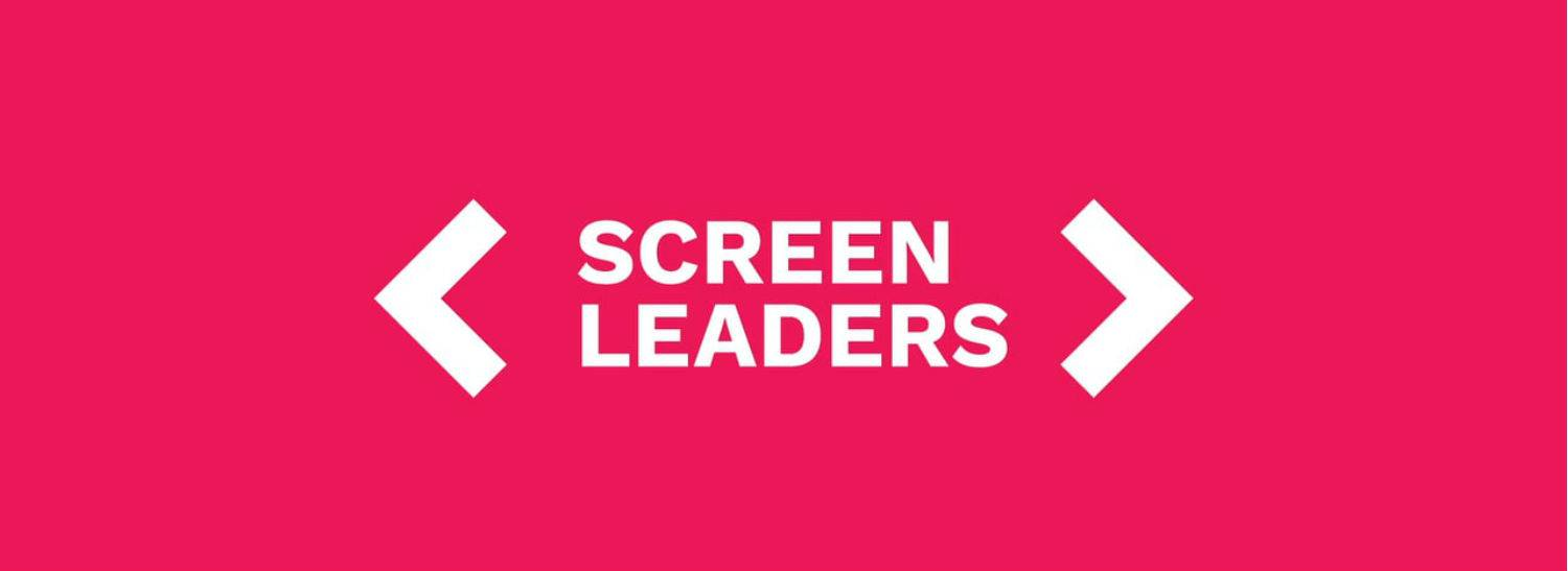 Screen Leaders Announce Speaker Line Up and Schedule for the Final Module of the 2017 Programme