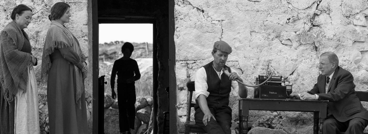 Ireland's Foreign Language Oscar Entry, Song of Granite, Released in Irish Cinemas Friday, 8 December
